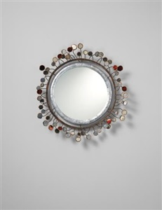 sequins mirror by line vautrin