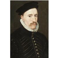 portrait of a gentleman, probably sir thomas gresham (1518-1579) by steven van der meulen