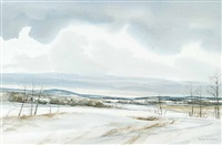 untitled (before spring on the prairie) by brian atyeo
