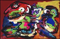three together by karel appel