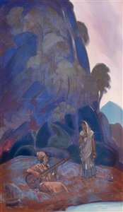 songs of india by svetoslav nikolaevich roerich