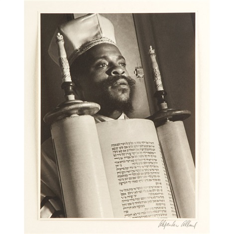 from a portfolio of black jews in america set of 10 by alexander alland