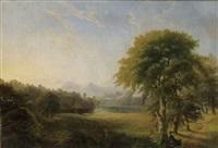 untitled (landscape) by robert scott duncanson