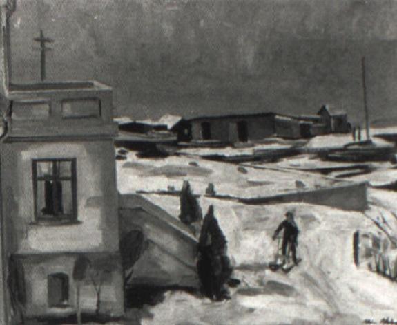 vinter zlabodarna by albert abbe