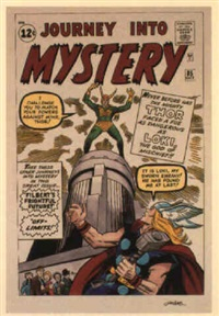 journey into mystery no.85 by dick ayers