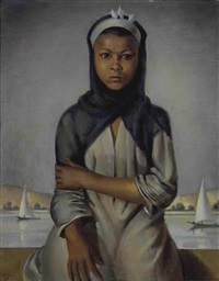 petite fille d'assiout by mahmoud said