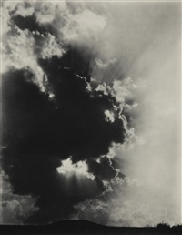 music - a sequence of ten cloud photographs, no. vii by alfred stieglitz