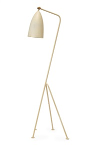 grasshopper golvlampa (model g-33) by greta magnusson grossman