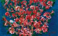 flowers by ahn chang-hong