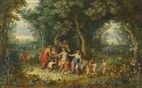 venus, ceres and bacchus by hendrick van balen the elder and jan brueghel the younger