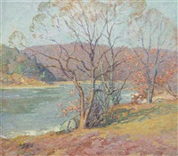 last days of autumn by william chadwick