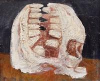 cranio di capra by rodolfo aricò