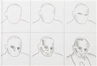 how to draw a pope by rafal bujnowski