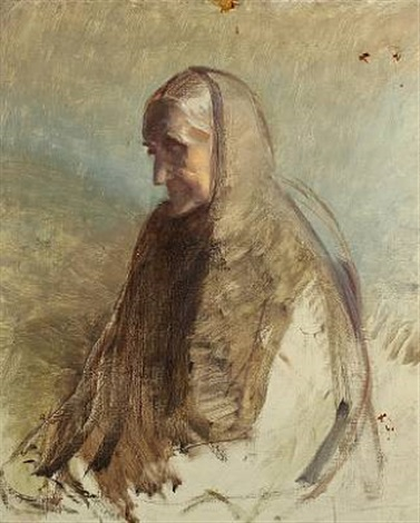 study of mrs brøndum by michael peter ancher