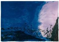 sans titre (agerup 353) by zao wou-ki