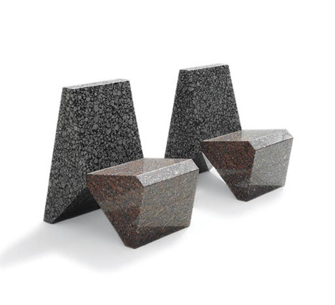 granite chair another pair by scott burton