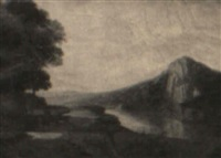 landscape by washington allston
