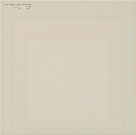 k and l (2 works from gray instrumentation ii) by josef albers
