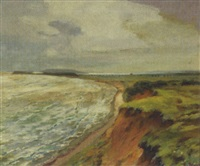 auf hiddensee by august blunck