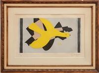 l oiseau et son ombre ii (vallier 157) by georges braque