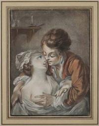le rendez-vous (after baudouin) by louis marin bonnet