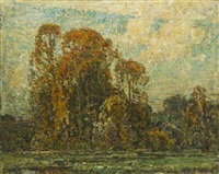 country landscape by walter griffin