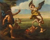 amphitrite und neptun by guillaume courtois