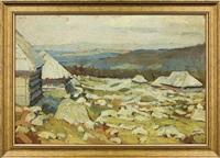 hala gąsienicowa tatra mountains by stanislaw kamocki