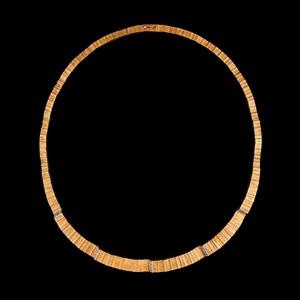 necklace by björn weckström