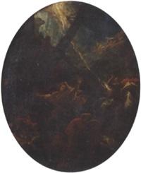 la traversée de la mer rouge by jean-baptiste corneille
