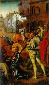 le martyre de saint georges by ulrich apt