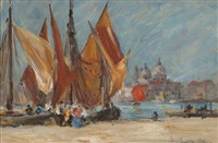 venice by colin campbell cooper