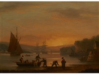 teignmouth, devon by thomas luny