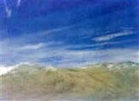 cloud study # 10 (+ 2 others; 3 works) by liz deschenes