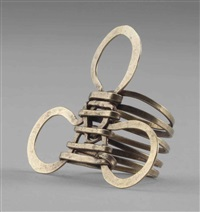 untitled (ring) by alexander calder