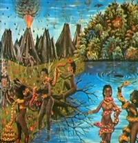 deesses du fleuve by alphadio