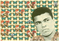 muhammed ali (from the series fairytale icons) by afsoon