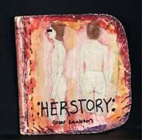 her story (artist book) by greer lankton