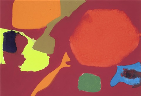 january 3: 1983: ii by patrick heron