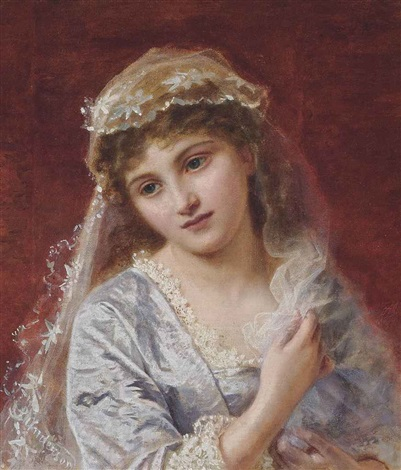 the young bride by sophie anderson
