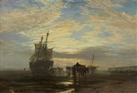 unloading the catch by samuel bough