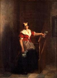 the servant by jozef israëls