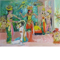 danses a bali by yolande ardisonne