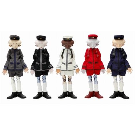 inochi dollversions zhang victor bob david yamamoto 5 works by takashi murakami