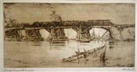 fremantle bridge by henri van raalte