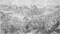 la batalla de khurungui (5 works) by jacques aliamet
