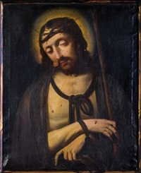 le christ au roseau by french school (17)