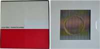 transchromies (set of 5) by carlos cruz-diez