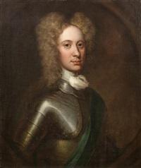 half-length portrait of john, 2nd duke of argyll by william aikman