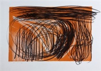 l 1971 - 1 by hans hartung